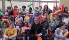 """Palermo, la festa dell'Europa nella scuola multietnica. il Vescovo: """"Qui tutti i colori"""""""