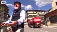 """Tiziano Renzi non risponde al reporter: ''Mi avete rotto i..."""""""