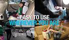 Idea salva-bimbi: il seggiolino auto 4 in 1 che sta in una borsa