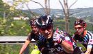 Barberino di Mugello, il Giro d'Italia per la prima volta entra in autostrada