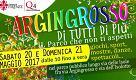 Firenze, una festa di due giorni all'Argingrosso