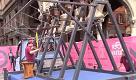 Reggio Emilia, le campane risuonano in piazza Prampolini