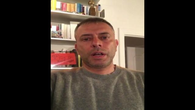 """Ivan Cotroneo al sindaco de Magistris: """"A Napoli creiamo un polo del cinema"""""""