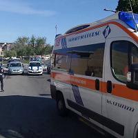 Sassari, pedone investito mentre attraversa in viale Umberto