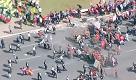 Proteste e vandalismo a Brasilia: le immagini dall'alto
