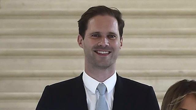 Vertice Nato, il sorriso trasgressivo del ''first gentleman'' Gauthier vince sulle first lady