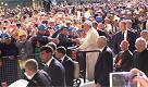 """Genova, i lavoratori Ilva: """"Avere il Papa qui è il nostro Natale"""""""