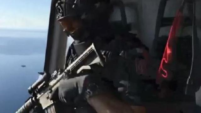 G7 Taormina, in volo sull'elicottero della polizia