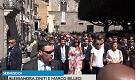 G7, le first lady a spasso per Taormina. Melania Trump saluta in italiano