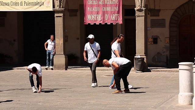 La Rueda de Casino accende Empoli