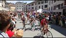 Il passaggio del Giro d'Italia a Feltre