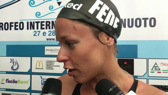 Napoli, Gran Prix di nuoto con Federica Pellegrini e Filippo Magnini