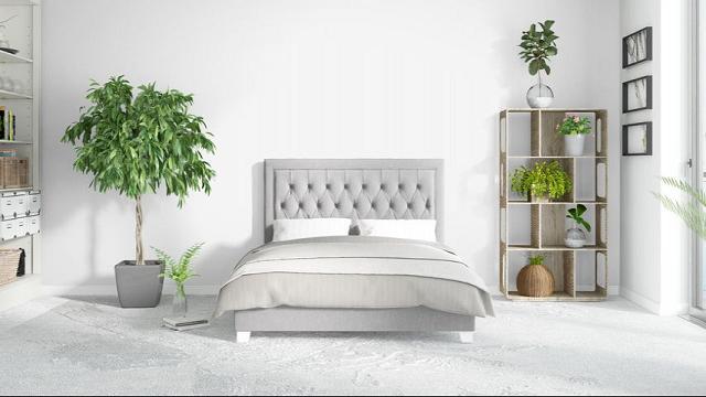 Tende A Fiori Per Camera Da Letto : Tende in lino per cucina idee di design per la casa rustify