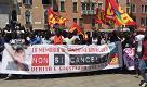 """Venezia, la protesta dei profughi: """"Trattateci con dignità"""""""