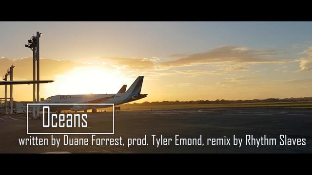 Oceans: il debutto di Duane Forrest in Italia