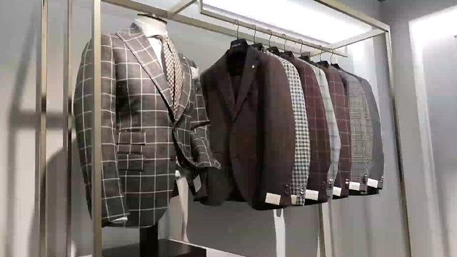 Milano Moda Uomo 2018, il colore di Luigi Bianchi Mantova
