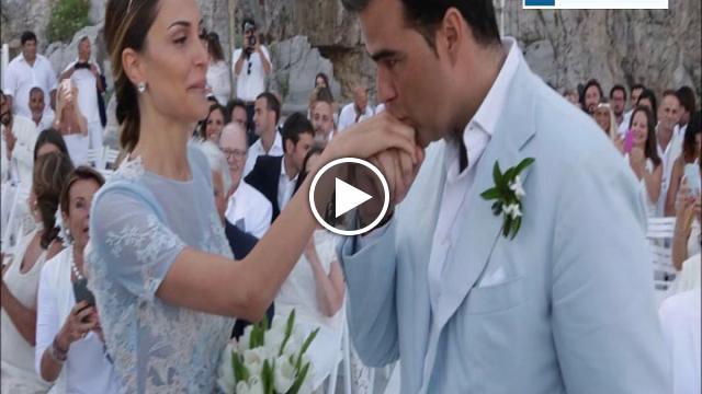Matrimonio Letizia Romano : Massa lubrense il matrimonio di lusso tra noemi letizia e