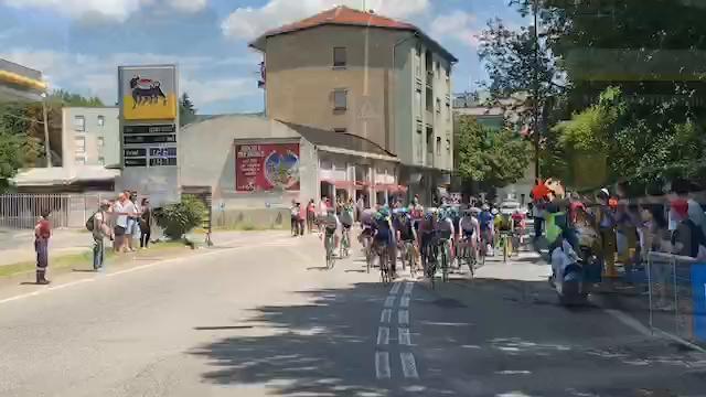 Ivrea ospita i campionati italiani di ciclismo