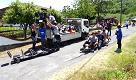Campionato dei carrettini, a Bagnaria vince la coppia Piva-Bina