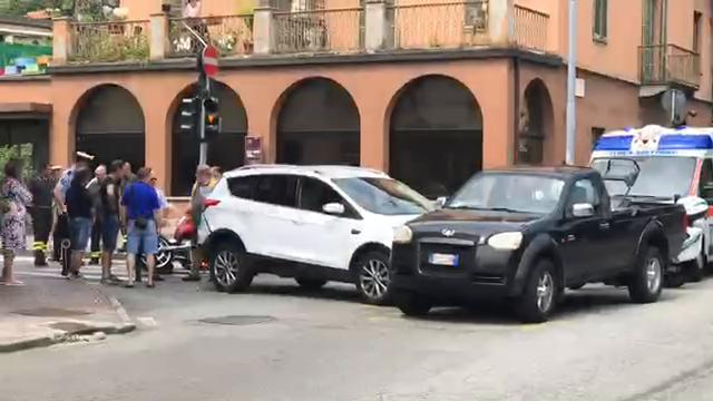 Ivrea, incidente mortale all'incrocio tra corso Nigra e via Jervis