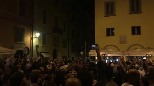 La lunga notte di Modena per festeggiare con Vasco