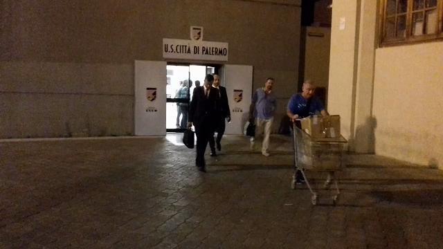 La procura deposita l'istanza di fallimento del Palermo Calcio