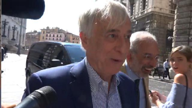 """D'Alema, Orlando, Civati. Pisapia incontra 'le sinistre': """"Su no a candidatura non cambio idea"""""""