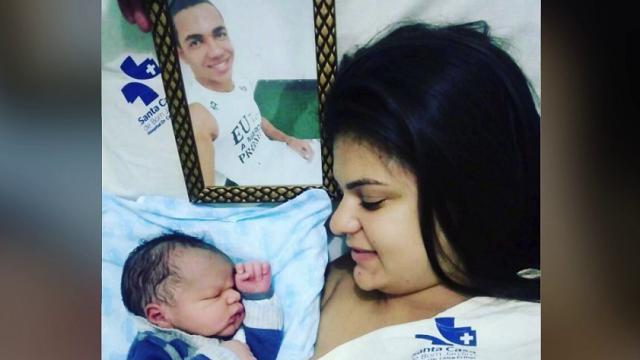 Colombia, è nato il figlio del calciatore del Chapecoense morto nella tragedia