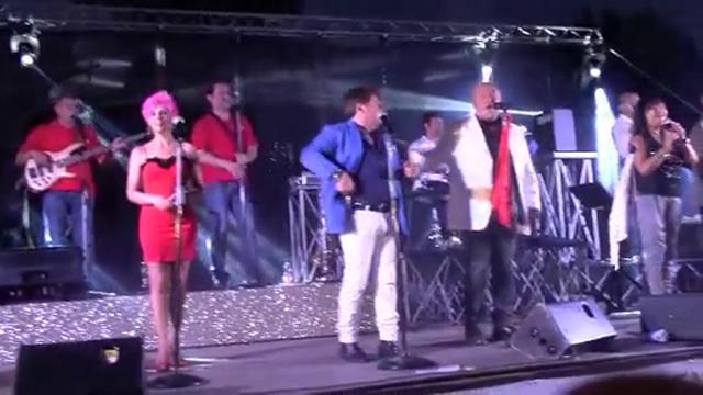Correggio, Felice Tavernelli torna sul palco tra gli applausi del suo pubblico