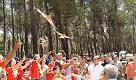 Taranto, il Wwf libera gli animali: l'incontro diventa una festa