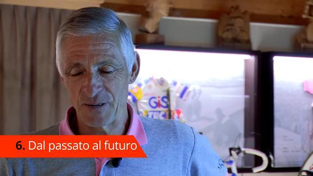 Checco Moser: sulle salite delle Dolomiti c'è la storia del ciclismo
