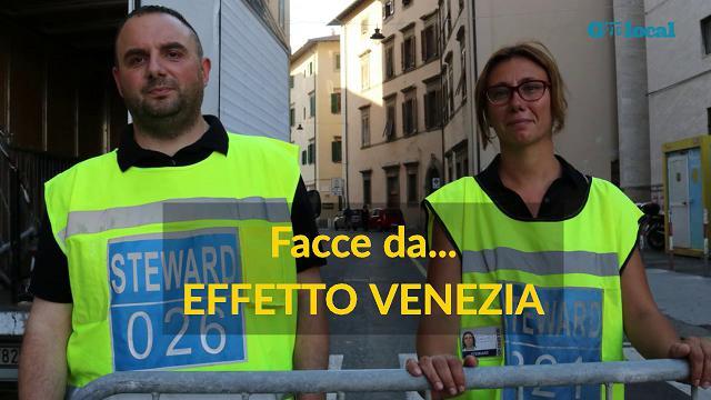 Facce da... Effetto Venezia 2018