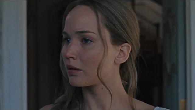 "Jennifer Lawrence e Javier Bardem in ""Mother!"", l'inquietante thriller di Darren Aronofsky"
