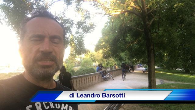 Padova, i Giardini dell'Arena