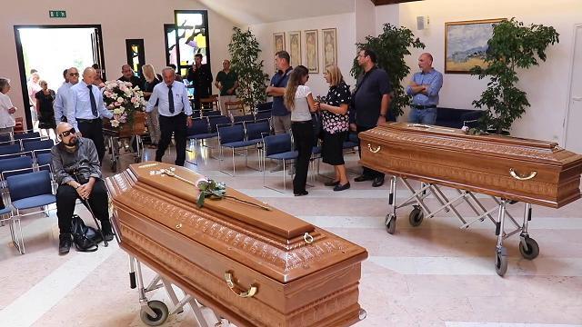 Addio ai Bartolucci, la tragedia di una famiglia
