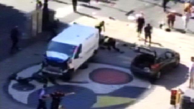 """Barcellona, un pratese: """"Così siamo scampati all'attentato"""""""