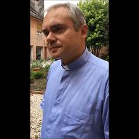 """Il parroco di Luca Russo: """"Ci lascia un'eredità di valori da seguire"""""""