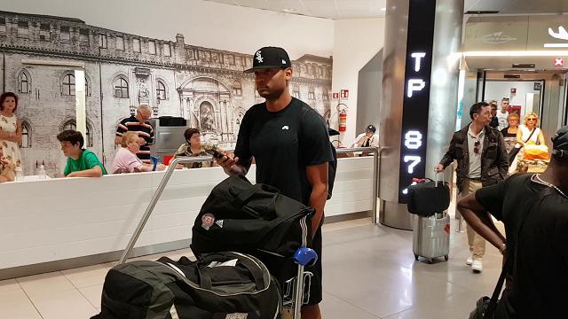 Mike Hall è atterrato a Bologna
