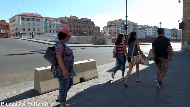 """Pisa si """"blinda"""" contro il terrorismo"""