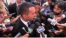 """Cernobbio, Di Maio: """"M5s mai stato populista: noi facciamo proposte politiche"""""""