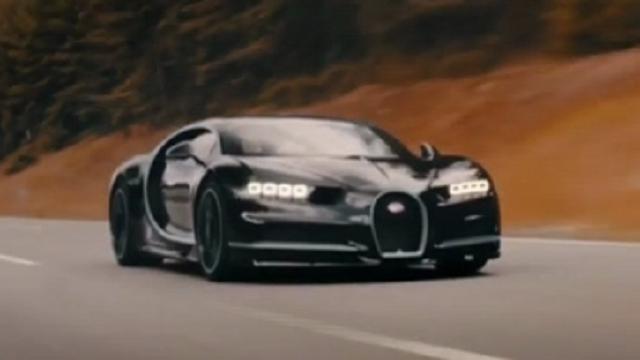 Germania Nuovo Record Bugatti Chiron Da 0 A 400 Kmh E Frenata