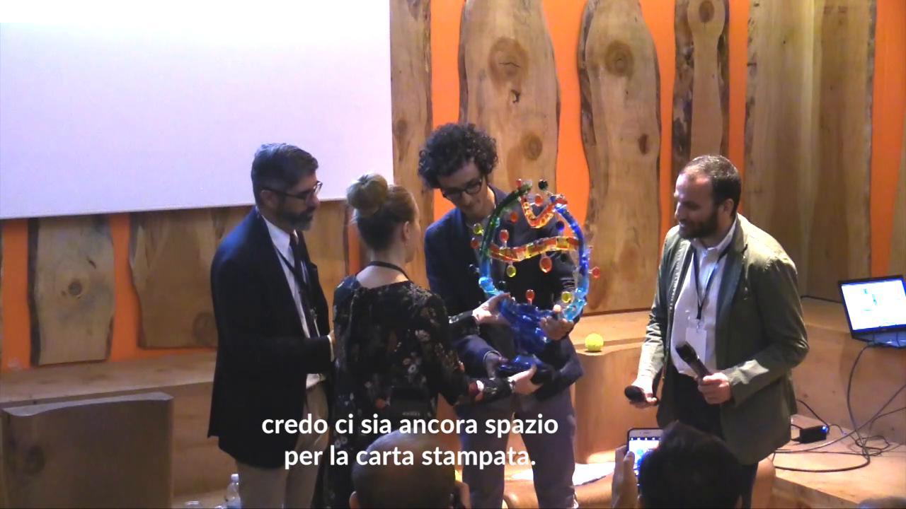 Milano premio subito incorona repubblica grafica e for Subito milano