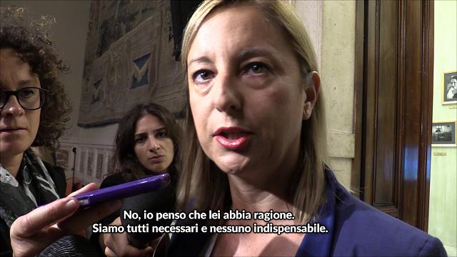 """Regionali Lazio 2018, Lombardi: """"Raggi ha ragione. Siamo tutti necessari, nessuno indispensabile"""""""