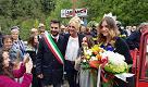 Miss Italia,che festa nella sua Vallarsa