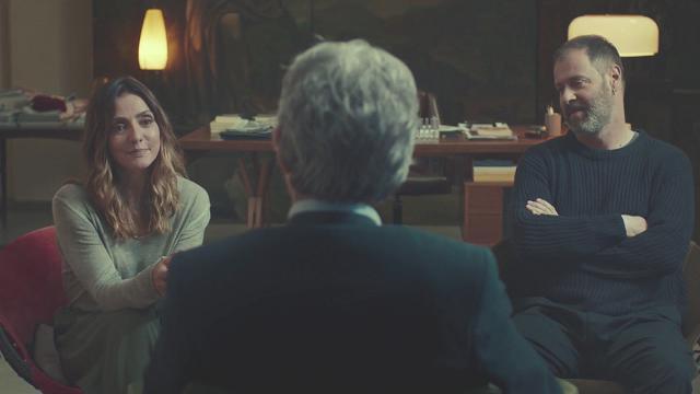 Ambra Angiolini e Piero Sermonti, amanti in terapia: il trailer del film
