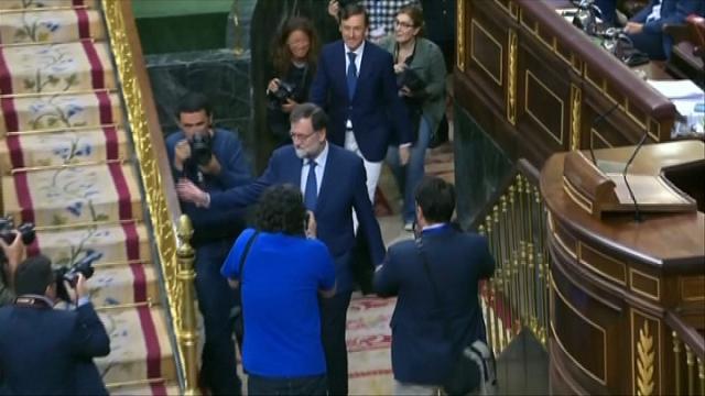 """Arresti in Catalogna, Rajoy: """"Il governo sta facendo il suo dovere"""""""
