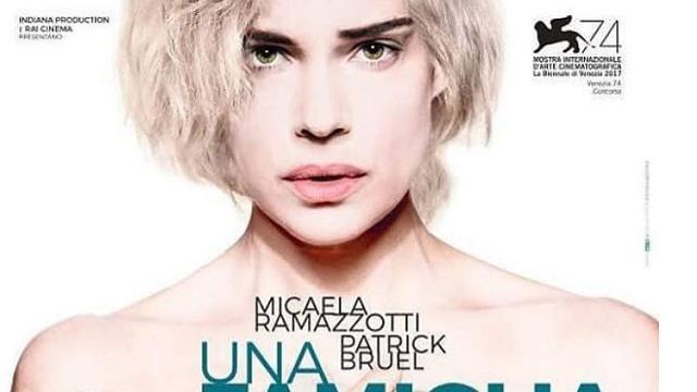 """""""Una famiglia"""", la clip con Micaela Ramazzotti e Patrick Bruel"""