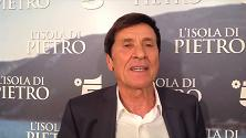 Con l'Isola di Pietro Gianni Morandi torna alla fiction