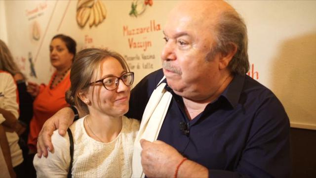 Lino Banfi apre un locale a Roma: orecchiette e sketch per i fan
