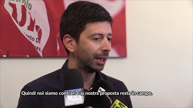 """Legge elettorale, Speranza: """"Chiamatelo Imbrogliellum: coalizioni farlocche e record di nominati"""""""